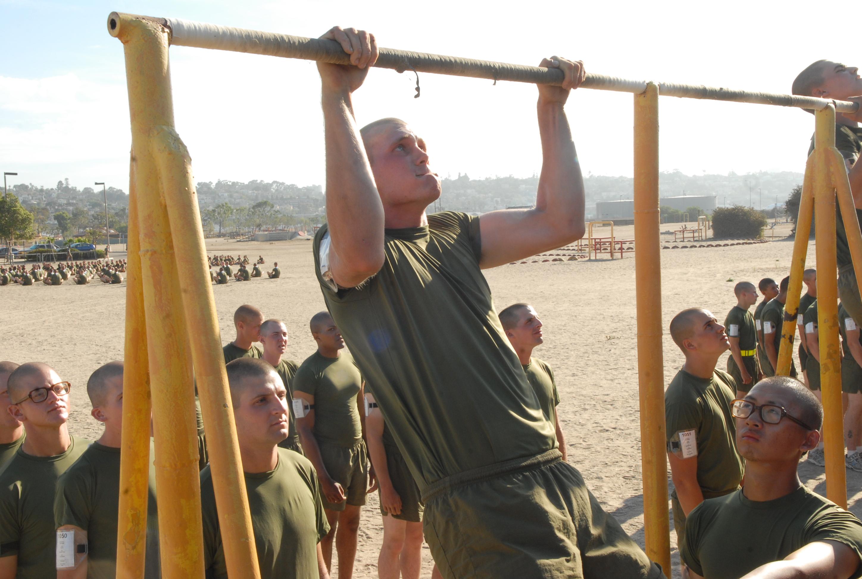 Marine Corps Combat Fitness Test
