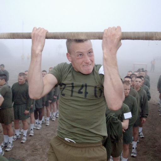 Marine Corps Strength Training