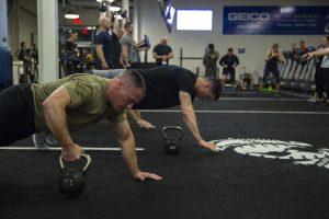 Marine Corps strength training, just the basics