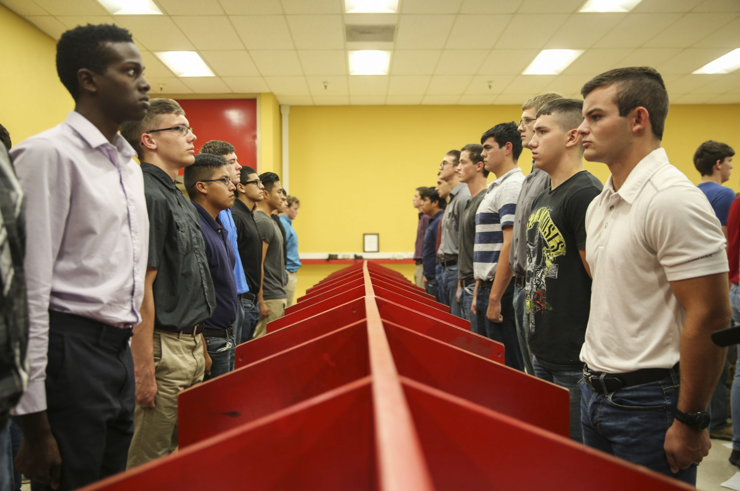 Marine Corps Enlistment Requirements - What standards need to be met.
