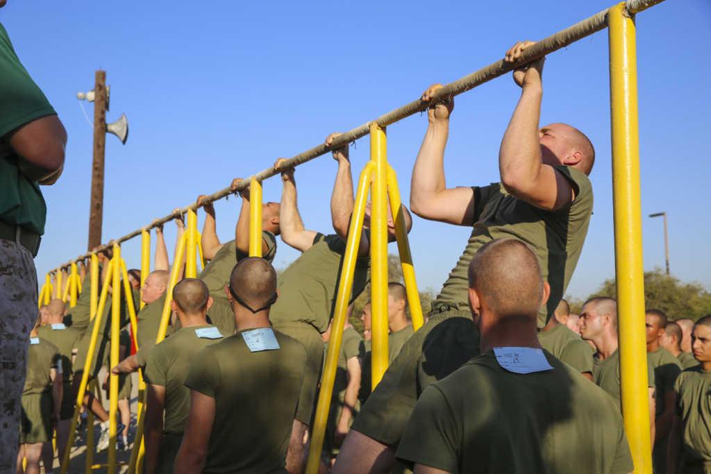 Marine Corps Initial Strength Test IST