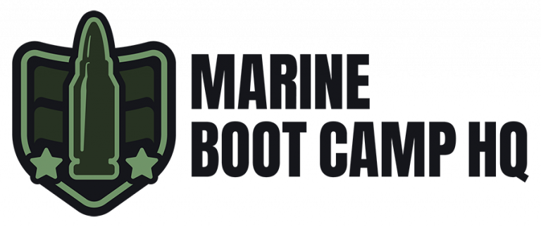 Marines Boot Camp HQ Logo for light background